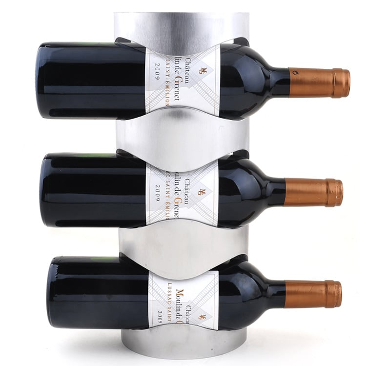 Stainless Steel Wine Holder