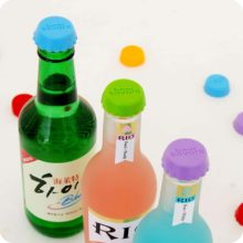 Silicone Beer Saver (6 Pcs)