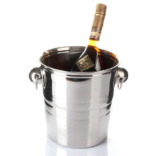 Durable Stainless Steel Ice Bucket