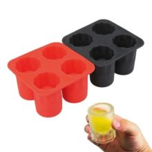 Glass Shape Ice Tray
