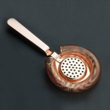 Professional Strainer in Rose Gold
