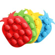 Pineapple Silicone Ice Tray